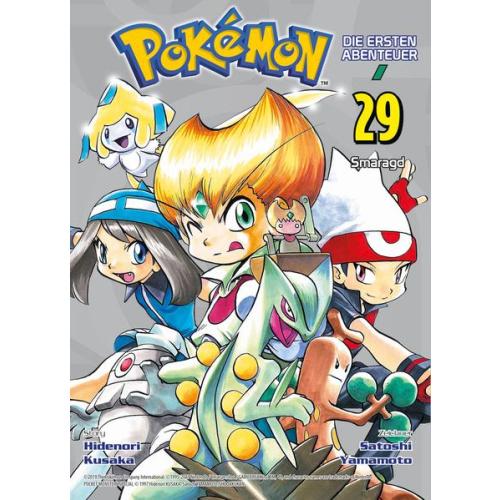 Pokémon - Die ersten Abenteuer - Bd. 29: Smaragd