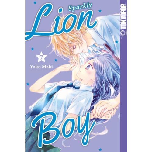 Sparkly Lion Boy 07