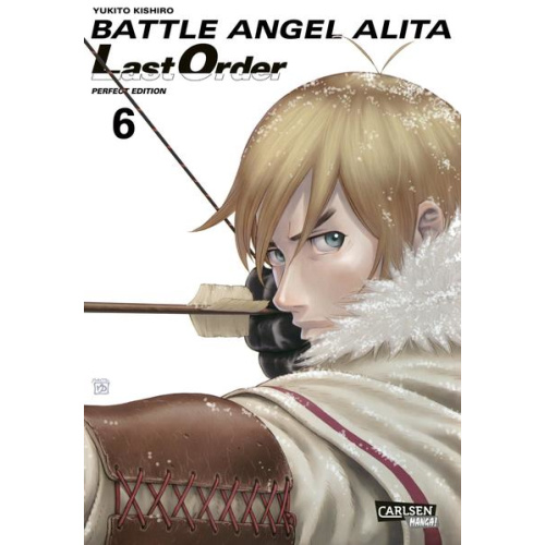 Battle Angel Alita - Last Order - Perfect Edition 6