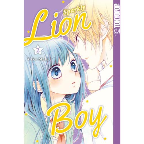 Sparkly Lion Boy 02
