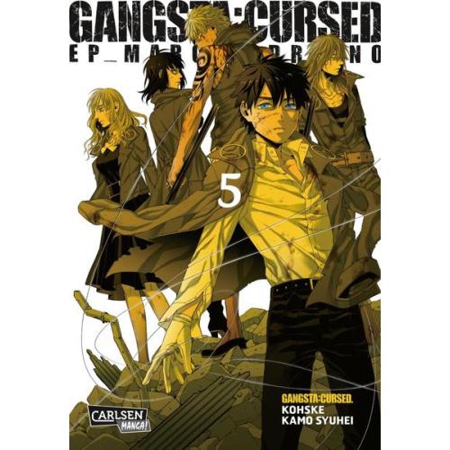 Gangsta:Cursed. - EP_Marco Adriano 5