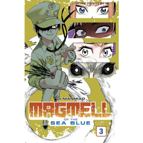 Magmell of the Sea Blue - Bd. 3: Fantasie und Wirklichkeit