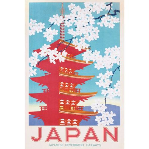 Poster - Fach 44: Japanese Govrrnment Railways