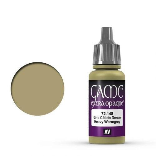 Game Color Extra Opaque Heavy Warmgrey 17 ml