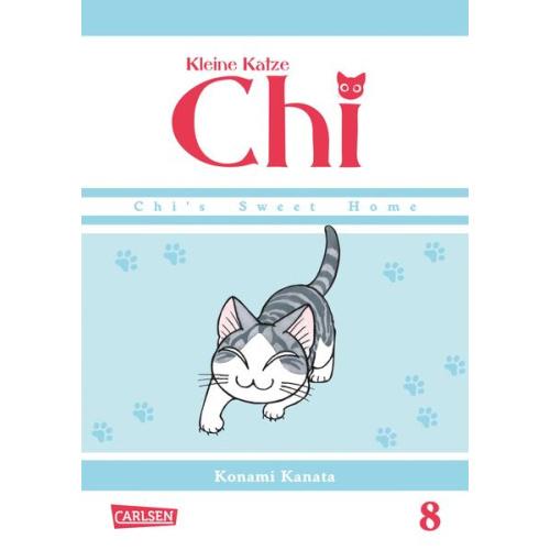 Kleine Katze Chi 8