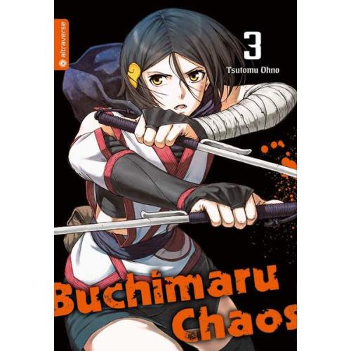 Buchimaru Chaos 03