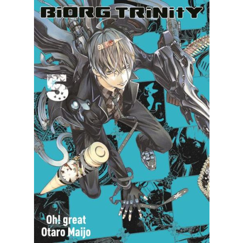 Biorg Trinity - Bd. 5