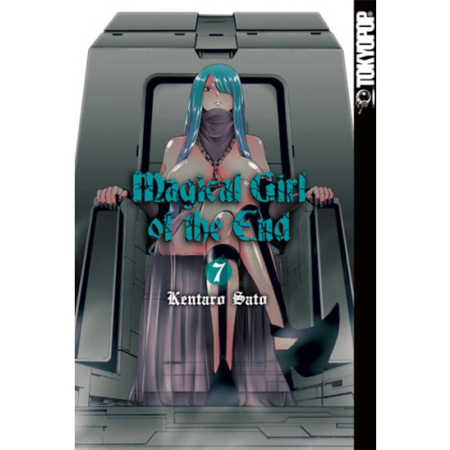 Magical Girl of the End 07