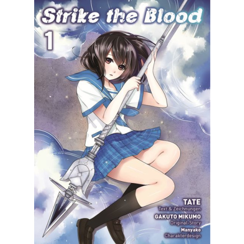 Strike the Blood - Bd. 1