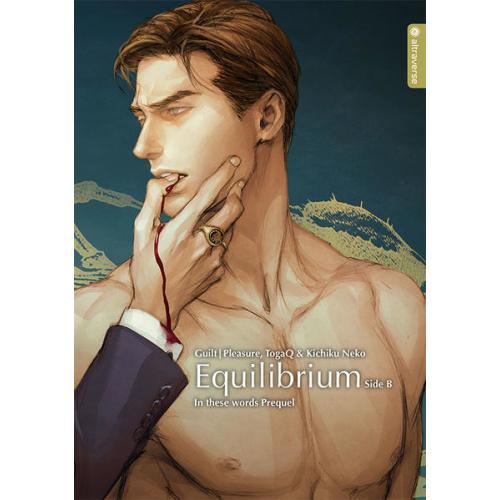 Equilibrium Light Novel - Side B