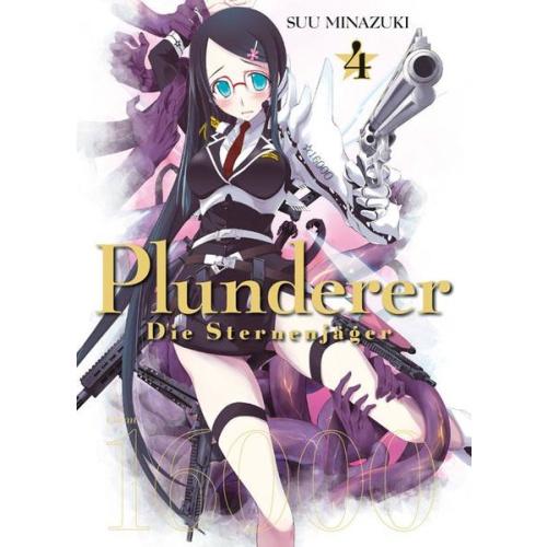 Plunderer - Die Sternenjäger - Bd. 4