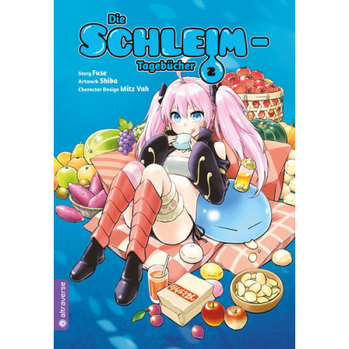 Die Schleim-Tagebücher 02