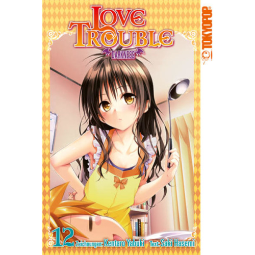 Love Trouble Darkness 12