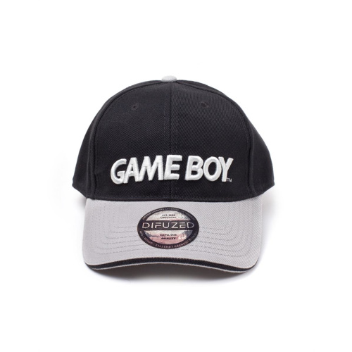 Game Boy Nintendo Baseball Cap Größenverstellbar