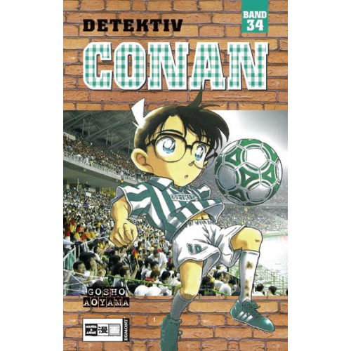 Detektiv Conan 34