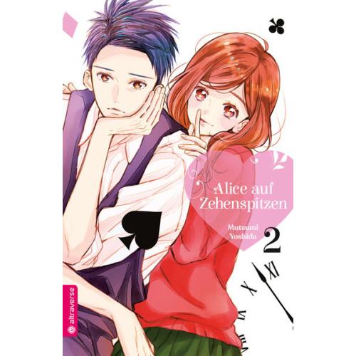 Alice auf Zehenspitzen 02