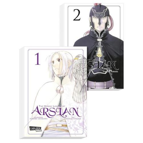 The Heroic Legend of Arslan Doppelpack 1-2