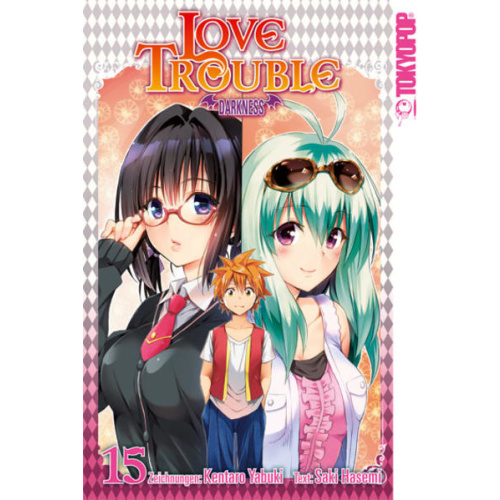 Love Trouble Darkness 15