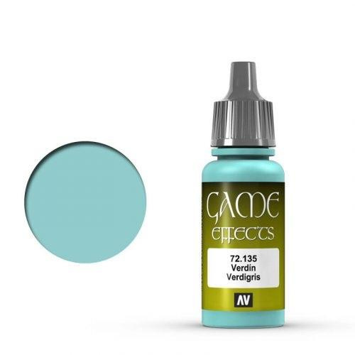 Game Color Effect Verdegris 17 ml