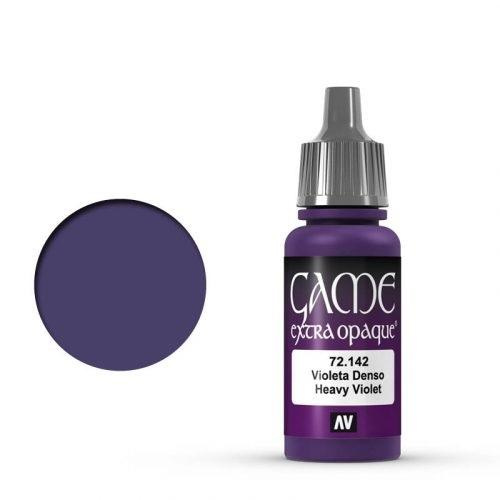 Game Color Extra Opaque Heavy Violet 17 ml