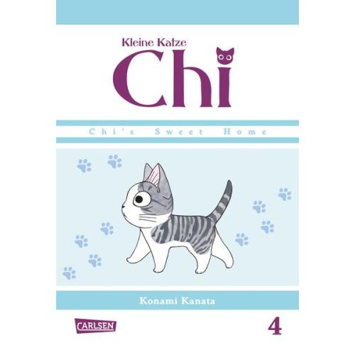 Kleine Katze Chi 4