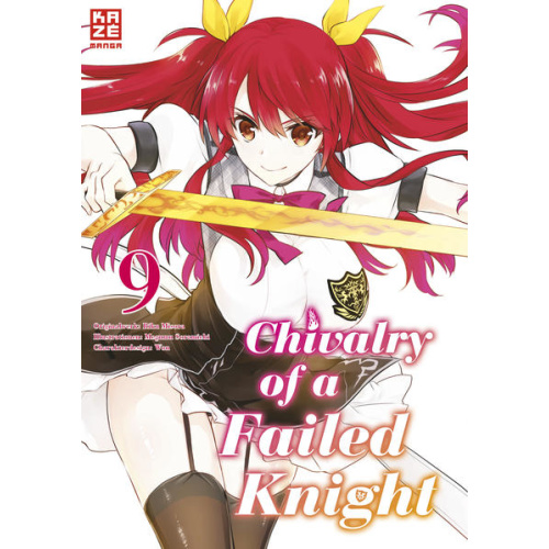 Chivalry of a Failed Knight – Band 9