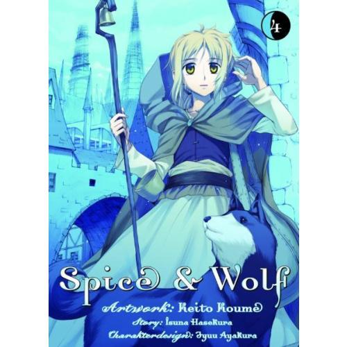 Spice & Wolf - Bd. 4