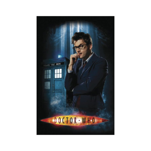Fach 10 Doctor Who Poster