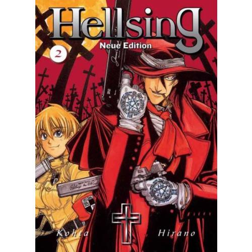 Hellsing Neue Edition - Bd. 2