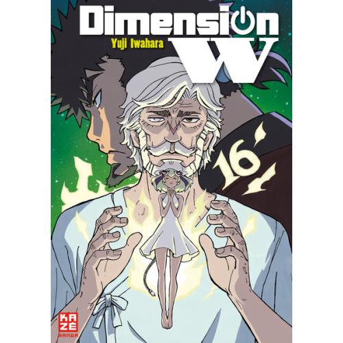 Dimension W – Band 16