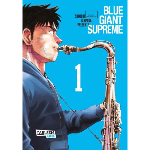 Blue Giant Supreme 1