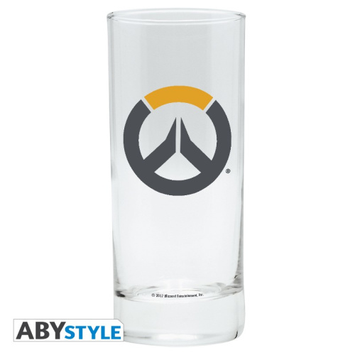 OVERWATCH - Glass Logo