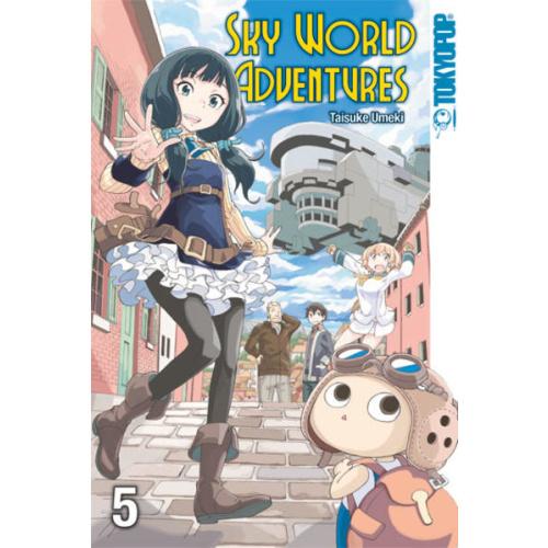 Sky World Adventures 05