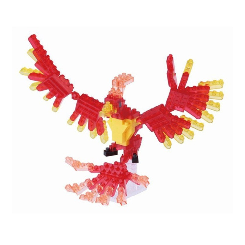 Phoenix // Mini series NANOBLOCK