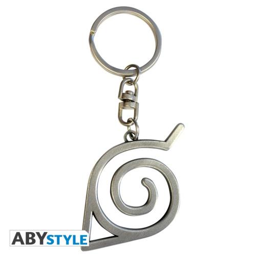 Naruto Shippuden - Konoha Symbol Schlüsselanhänger