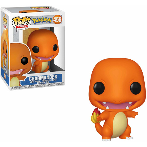 Pokémon Glumanda Charmander 455 Funko POP