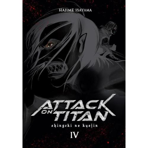 Attack on Titan Deluxe 4