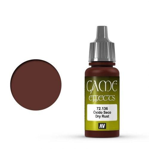 Game Color Effect Dry Rust 17 ml