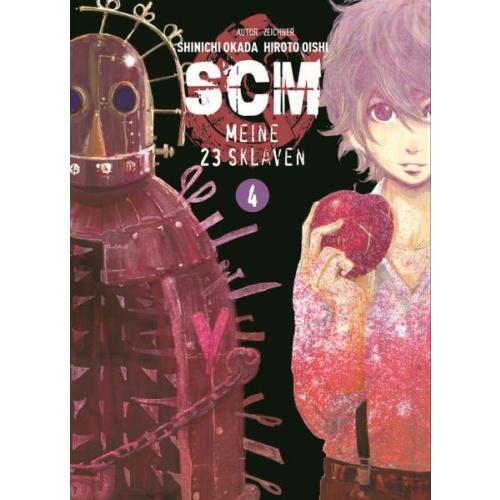 SCM - Meine 23 Sklaven - Bd. 4