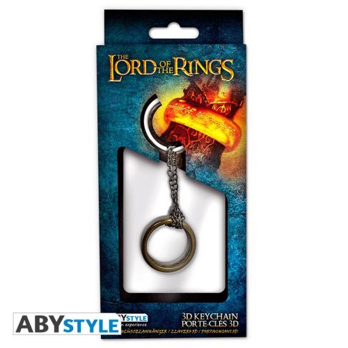 Herr der Ringe der eine Ring Anhänger