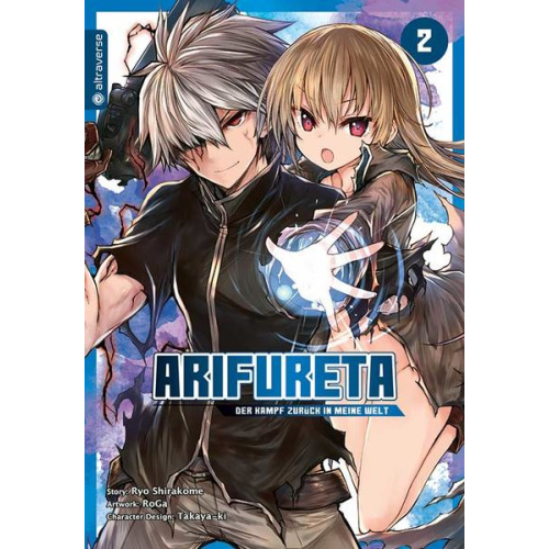Arifureta - Der Kampf zurück in meine Welt 02
