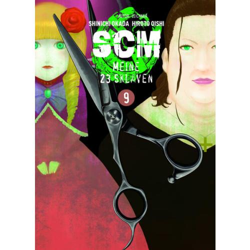 SCM - Meine 23 Sklaven - Bd. 9