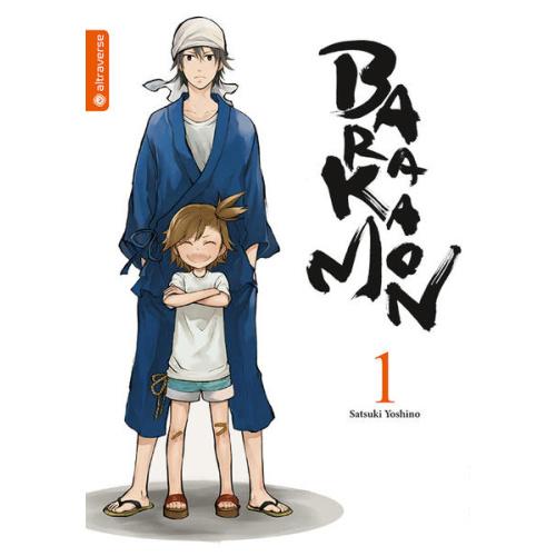 Barakamon 01