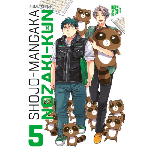 Shojo-Mangaka Nozaki-kun 5