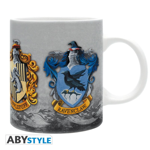 Harry Potter 4 Häuser Tasse 320 ml