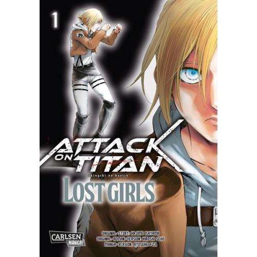 Attack on Titan - Lost Girls 1