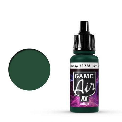 Game Air Dark Green
