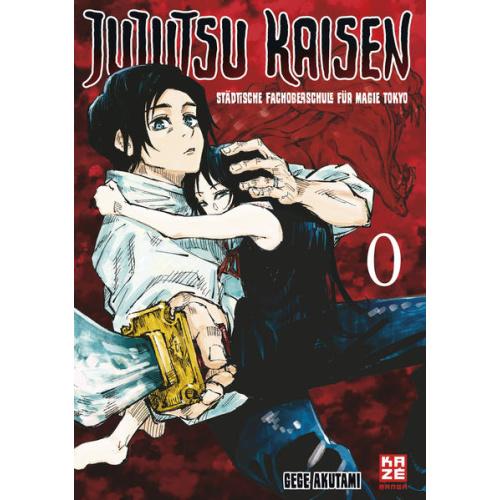 Jujutsu Kaisen – Band 0