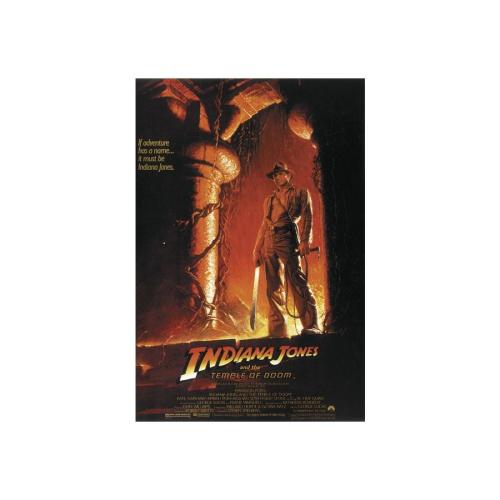 Fach 36 Indiana Jones Poster