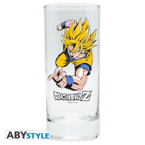 DRAGON BALL - Glas DBZ Goku SSJ